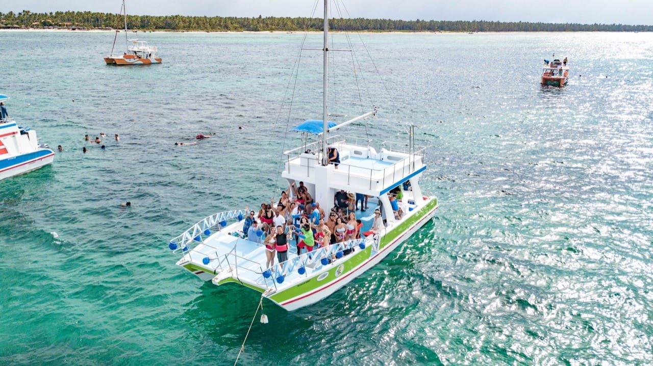 Catamaran Punta Cana