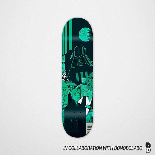 JEDI skateboard deck