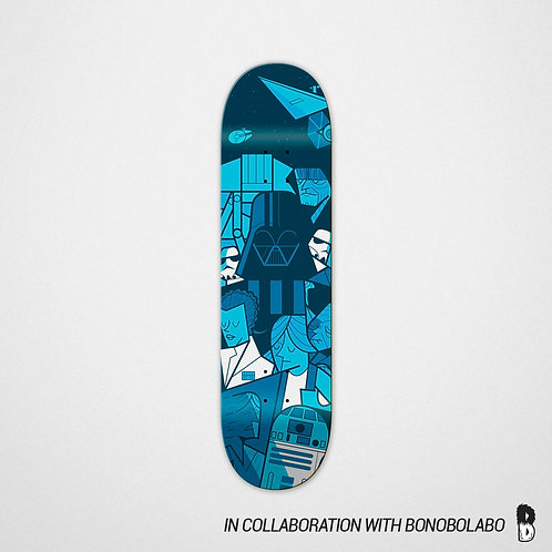 EMPIRE skateboard deck