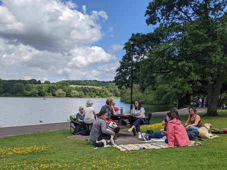 Linlithgow's Arts and Charity meet-up