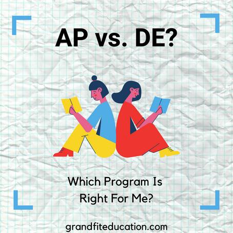 AP vs. DE. Which Should You Choose?