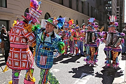 Hire or Book Mummers String Band Private Events