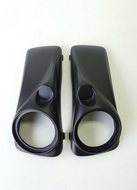 8 inch Speaker Lids With Tweeter Harley 1997-2013