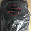 Thumbnail: Harley2008-2020 Street/road Glide Seat Cover Red Logo Stitching