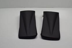 saddle bag speaker lids