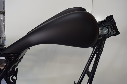 Smooth Stretched Gas Tank and Dash Panel Kit (2009-2015)
