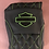Thumbnail: Street Glide HARLEY Touring Seat P52320-11, Green Stitching 2008-19 COVER ONLY
