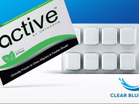 """""""We Tried Aligner-Friendly Gum – And Loved It!"""""""