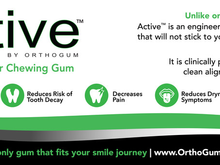 Testimonials from active gum chewers