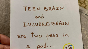 Back to a Teen's Brain After Brain Injury