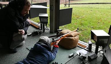 Karabiner 31 Ausbildung für Anfänger