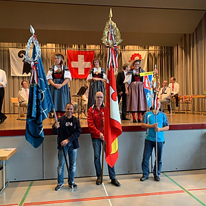 Absenden Kantonales Schützenfest b.Bsl 2019