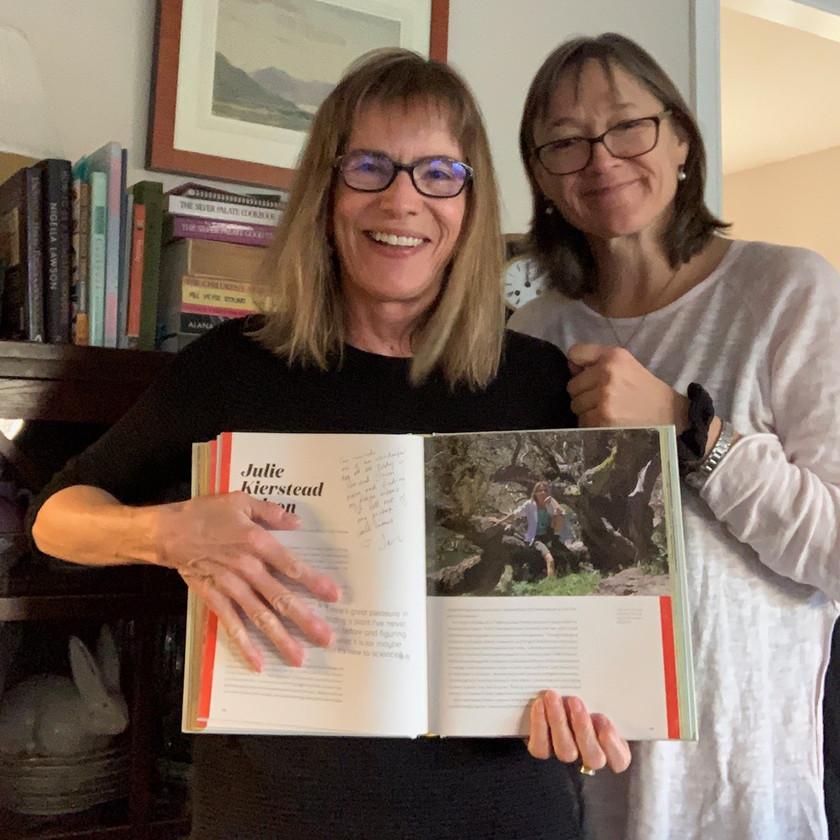 Extraordinary Woman: Julie Kierstead