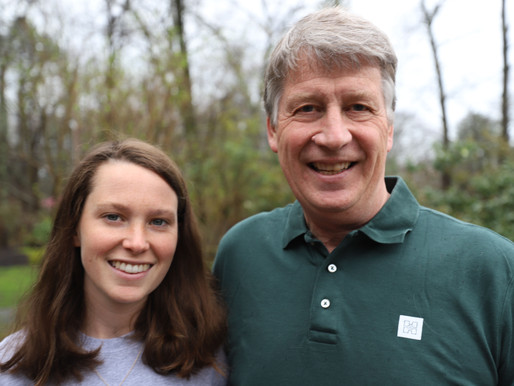 A FATHER-DAUGHTER CONVERSATION: HORTICULTURE & LEGACY, ROBERT & CATHERINE HANSS