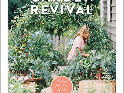 THE KITCHEN GARDEN REVIVAL, with NICOLE JOHNSEY BURKE OF GARDENARY
