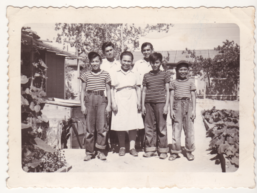 FINDING SOLACE IN THE SOIL: GARDENS & GARDENERS OF AMACHE, JAPANESE AMERICAN PRISON CAMP