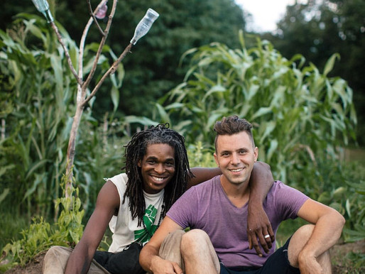 SEED CHANGE: Seeds and Their People with Owen Smith Taylor and Chris Bolden-Newsome