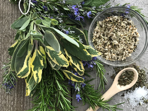 ALL THE HERBS OF THE SEASON with SUE GOETZ