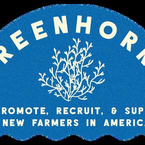 THE GREENHORNS & THE NEW FARMERS ALMANAC ENVISIONING A FERTILE FUTURE