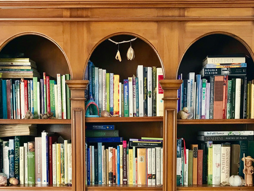 A SEASONAL ROUND-UP OF GOOD GARDEN BOOKS with YOLANDA BURRELL, LORENE EDWARDS FORKNER, & PEN PEN