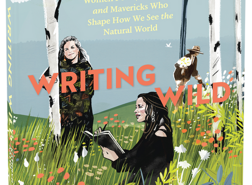 WRITING WILD: 25 WOMEN POETS, RAMBLERS & MAVERICKS with KATHRYN AALTO