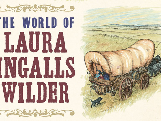 LAURA INGALLS WILDER & THE LANDSCAPES THAT INSPIRED HER, with MARTA MCDOWELL