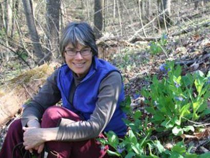 Peggy Cornett, Curator of Plants