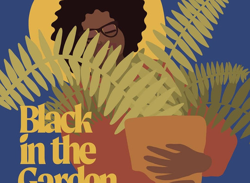 BLACK IN THE GARDEN, THE POWERFUL GARDEN VOICE OF COLAH B. TAWKIN