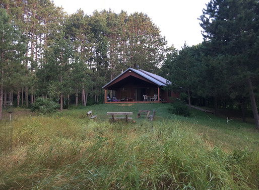 RESTORING THE LAND, RESTORING FAMILY & SANITY - THE DEER CAMP, with DEAN KUIPERS
