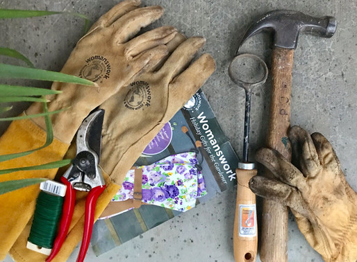 BEST OF: TOOLS MAKE THE MAN - OR THE WOMAN, with DORIAN WINSLOW OF WOMANSWORK