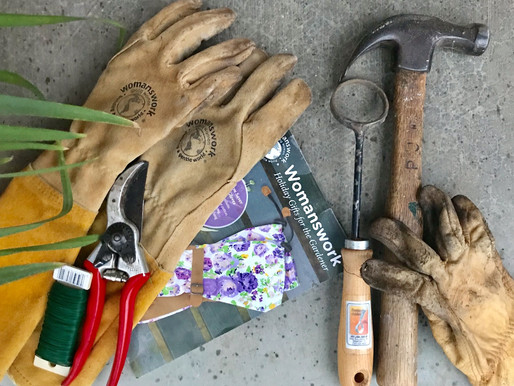 TOOLS MAKE THE MAN - OR THE WOMAN, with DORIAN WINSLOW OF WOMANSWORK