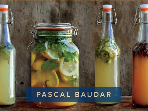 WILDCRAFTED CUISINE & BREWS with PASCAL BAUDAR