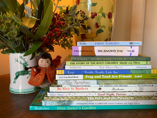SEEDLINGS: THE GROWING POWER OF CHILDREN'S LITERATURE