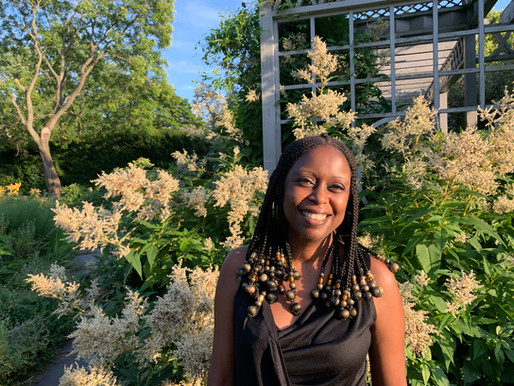 FOR THE LOVE OF PLANTS, with HORTICULTURIST WAMBUI IPPOLITO