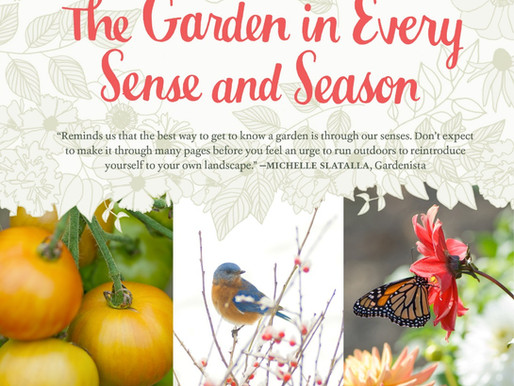 THE GARDEN IN EVERY SENSE AND SEASON with TOVAH MARTIN