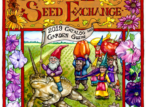 SAVING THE PAST FOR THE FUTURE, SOUTHERN EXPOSURE SEED EXCHANGE, with IRA WALLACE