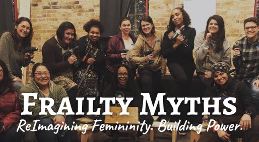 GROWING (AND BUILDING) EMPOWERMENT: FRAILTY MYTHS, ERINN CARTER & GEORGIA FAYE HIRSTY