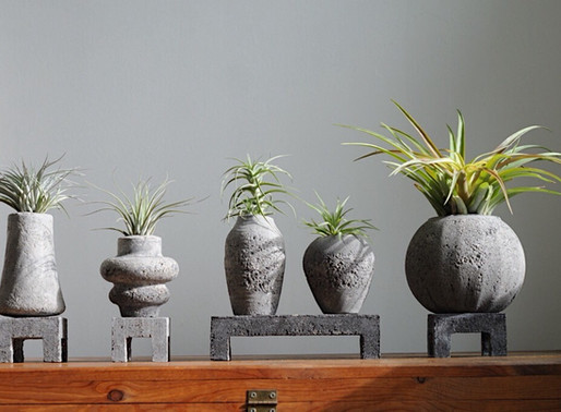 A POT SPOT: CLASSIC (HANDCRAFTED) STONEWARE VESSELS, with CLAIRE BANDFIELD