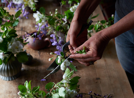 LIFE FORCE: MOTHER'S DAY & FORAGED FLORA, with LOUESA ROEBUCK