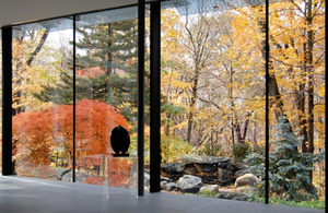 An inside out view in a design from Abelow Sherman Architects. All rights reserved.