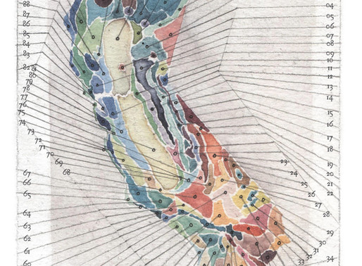 THE BOTANICAL ARTISTRY of OCTOBER SERIES, Part 2: OBI KAUFMANN & HIS CALIFORNIA FIELD ATLAS