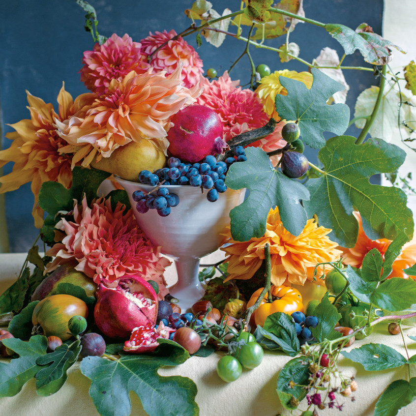 """Abundance - from """"Frances Palmer: Life in the Studio, Inspiration and Lessons on Creativity"""" (Artisan Press, Oct 6, 2020), all rights reserved."""