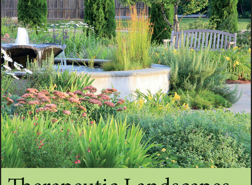 THERAPEUTIC LANDSCAPES NETWORK, DR. NAOMI SACHS Healing Gardens Series #2
