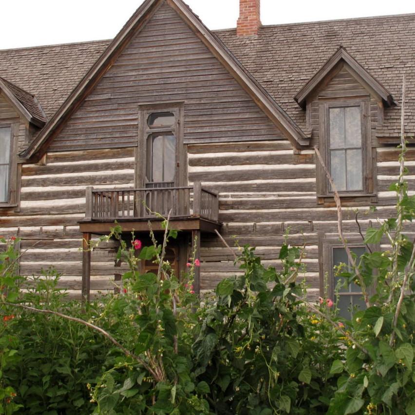Montana's Tinsley House