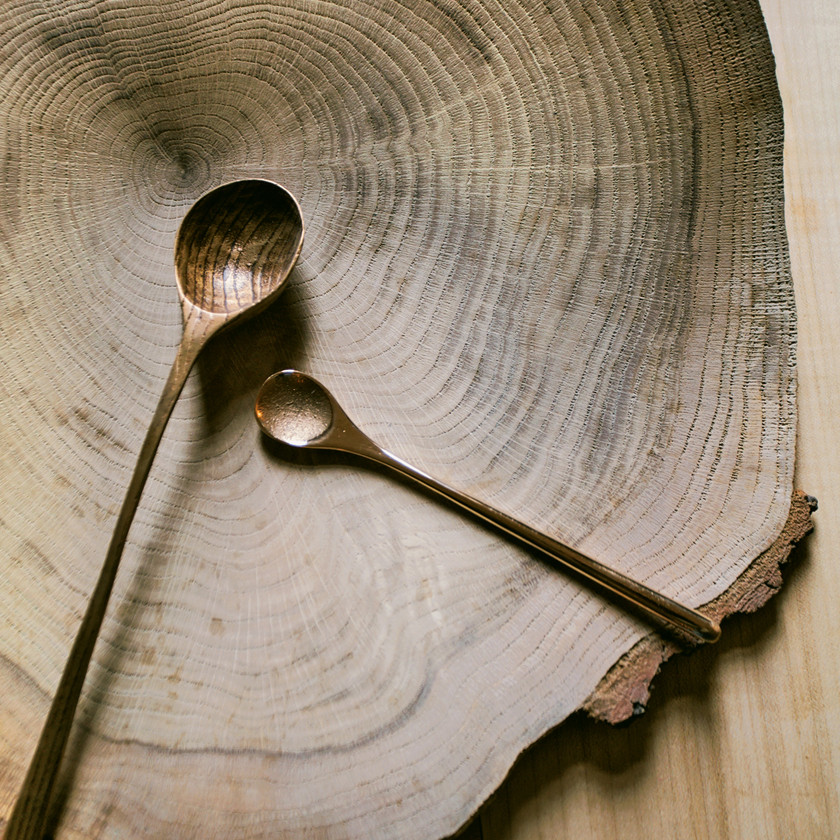 Alex Devol, woodworker. Excerpted from Making a Life by Melanie Falick (Artisan Books). Copyright © 2019. Photographs by Rinne Allen.