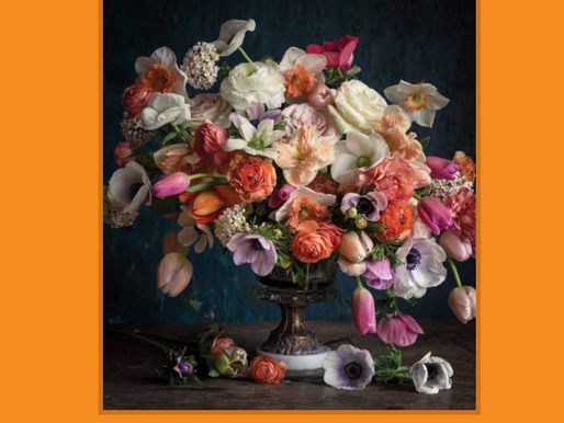CULTIVATED: THE ELEMENTS OF FLORAL STYLE, WOMEN WORKING IN THE WORLD OF PLANTS #4