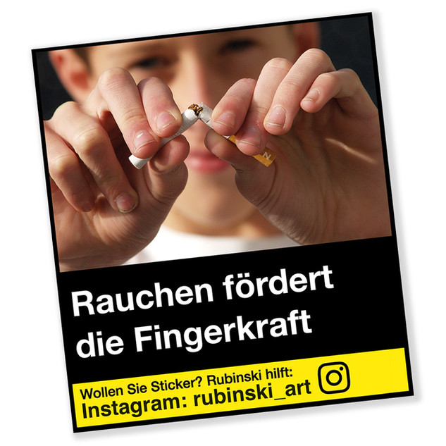 FingerKraft _ SmokeSticker