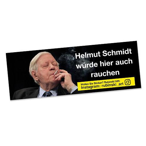 Helmut Sticker
