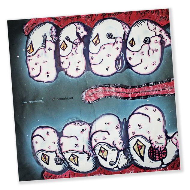 Zahnprofilachse_Sticker