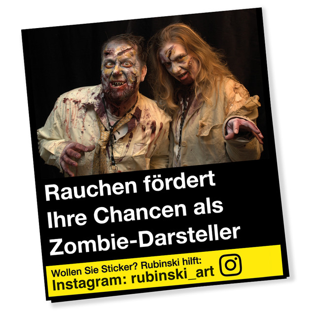 Zombies _ SmokeSticker